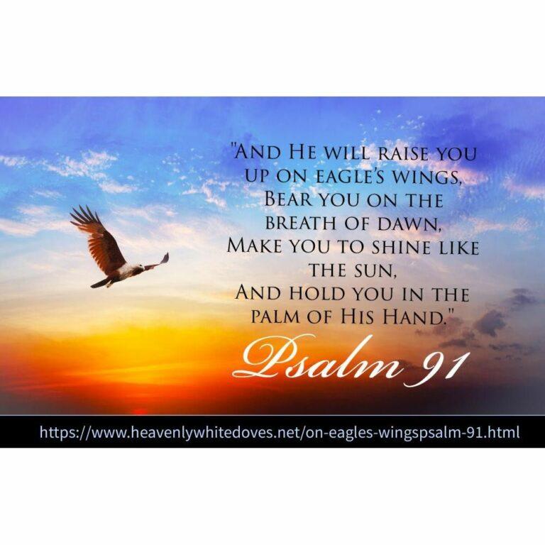 Eagle's Wings (Psalm 91)