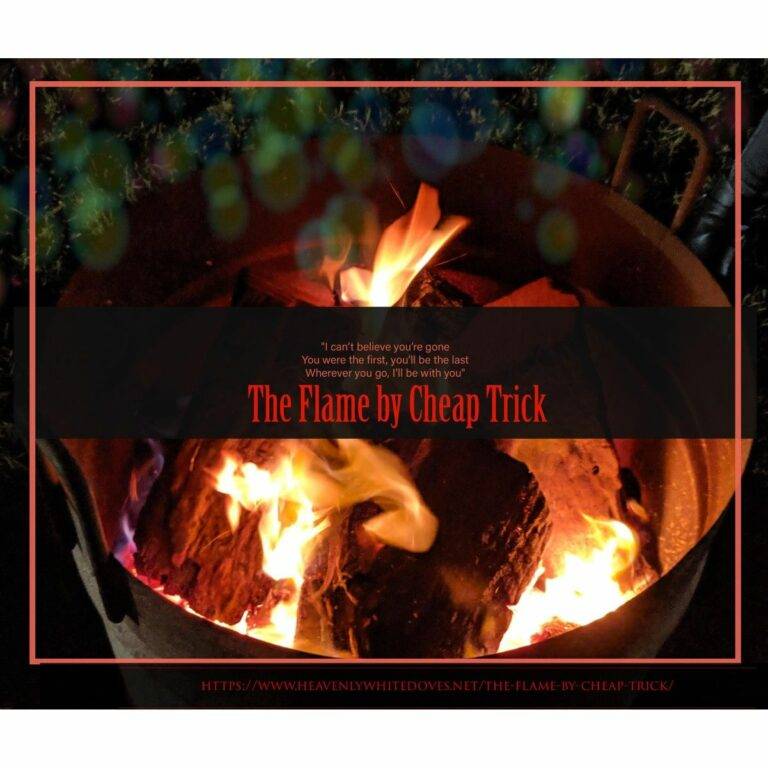 The Flame by Cheap Trick