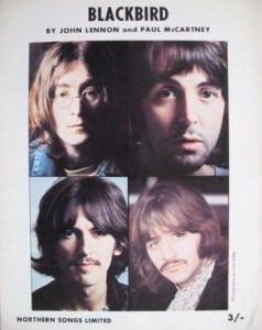 Blackbird by The Beatles