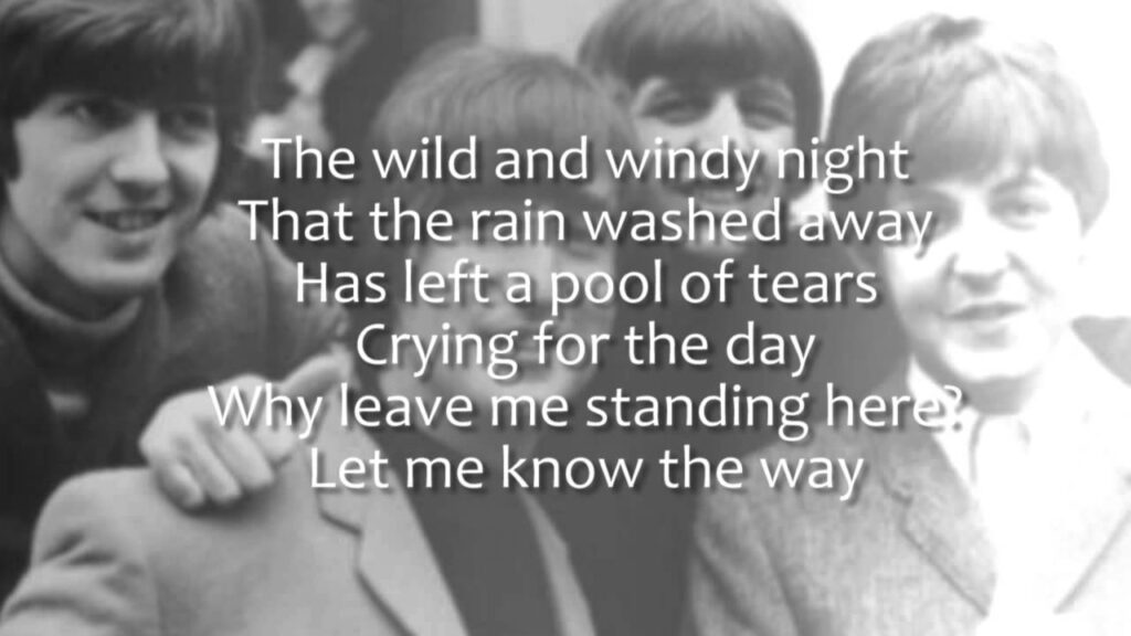 The Long And Winding Road by The Beatles