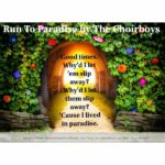 Run To Paradise by The Choirboys