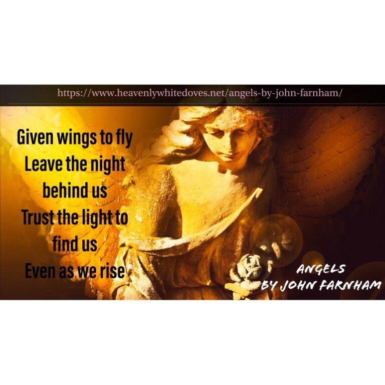 Angels by John Farnham