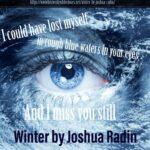 Winter by Joshua Radin