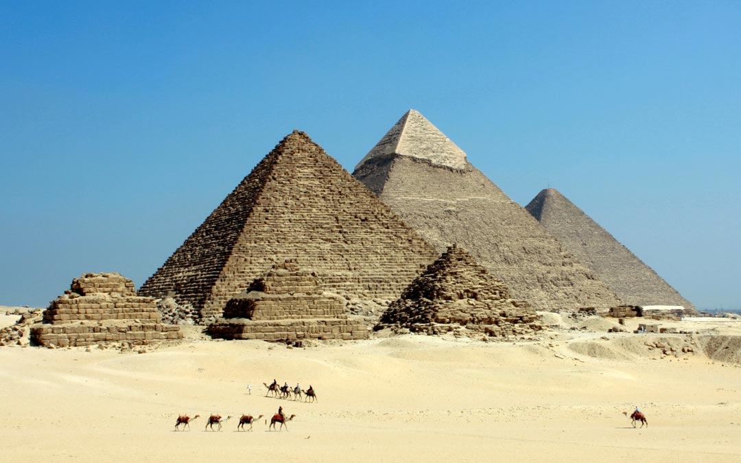 Following Dr. Zahi Hawass into the secrets of ancient Egypt