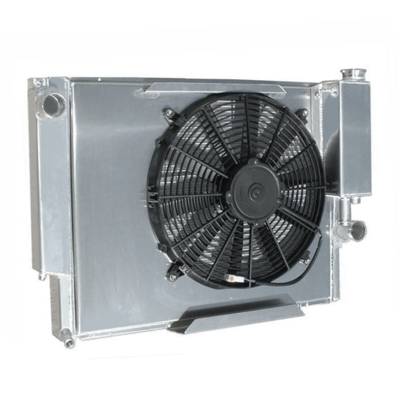 BMW E36 Competition Cooling Kit with Offset Fan