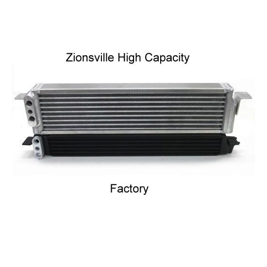 BMW E36 Z3 S54 High Capacity Aluminum Oil Cooler