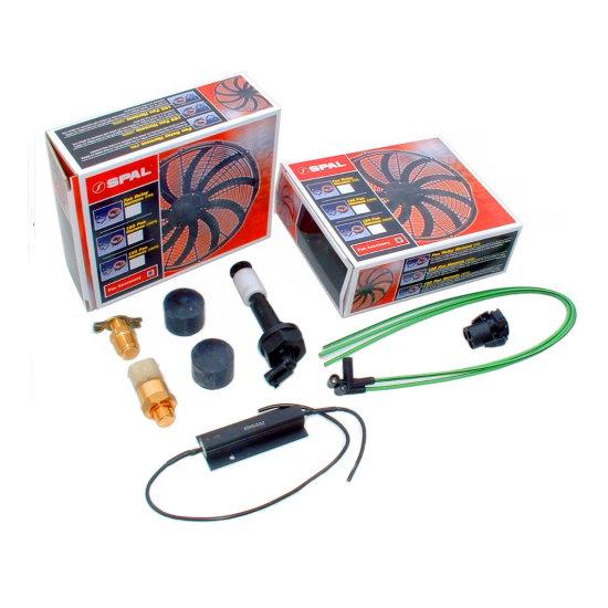 BMW E39 Super Duty Cooling Kit II (1999-03 I6)
