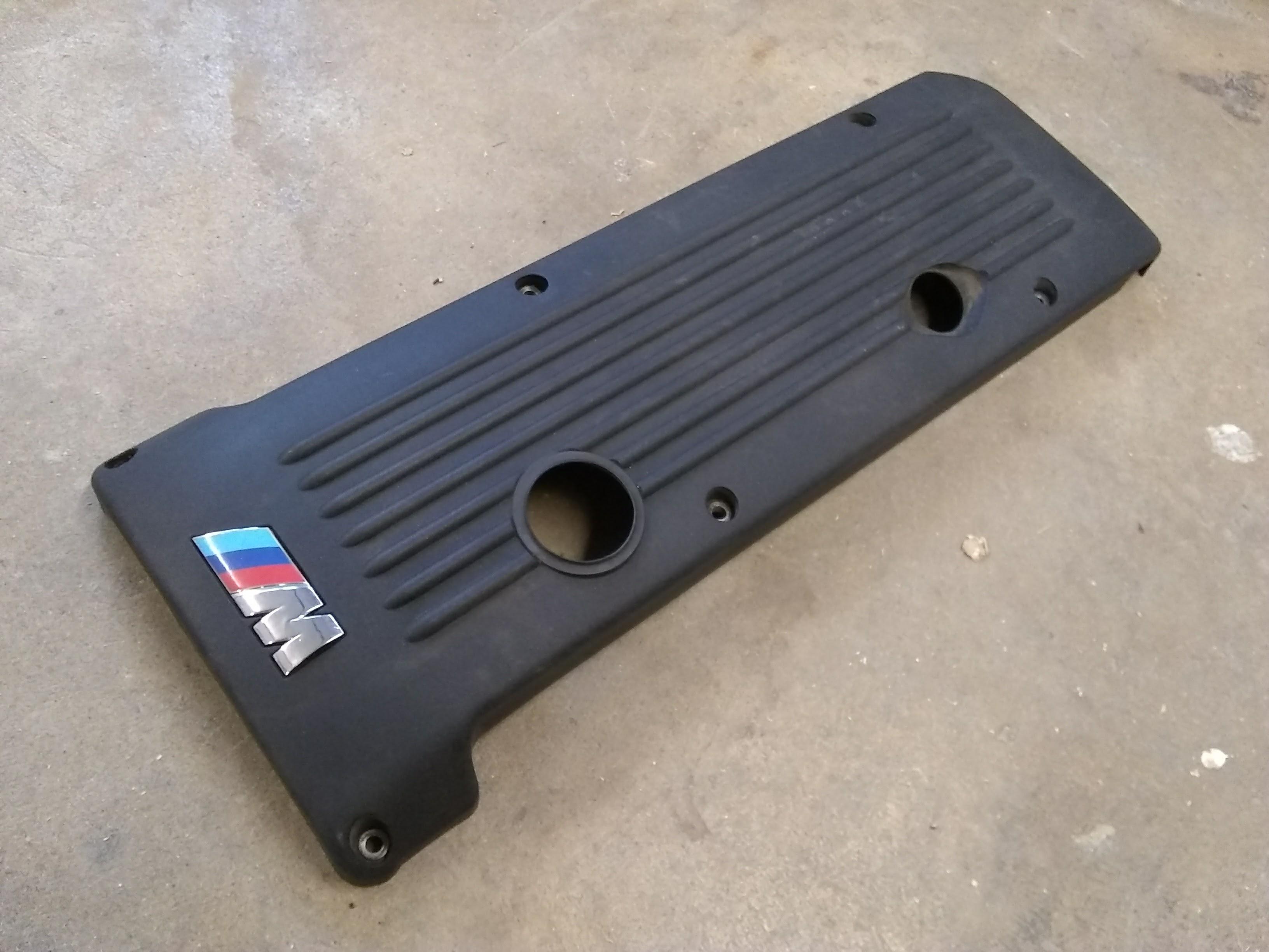 BMW M3 S54 Plastic Engine Valve Cover E46 M3 Z4