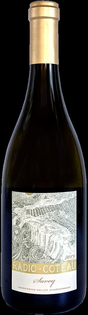 2019 Radio-Coteau Savoy Chard bottle