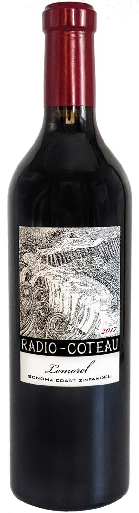 2017 Radio-Coteau Lemorel bottle