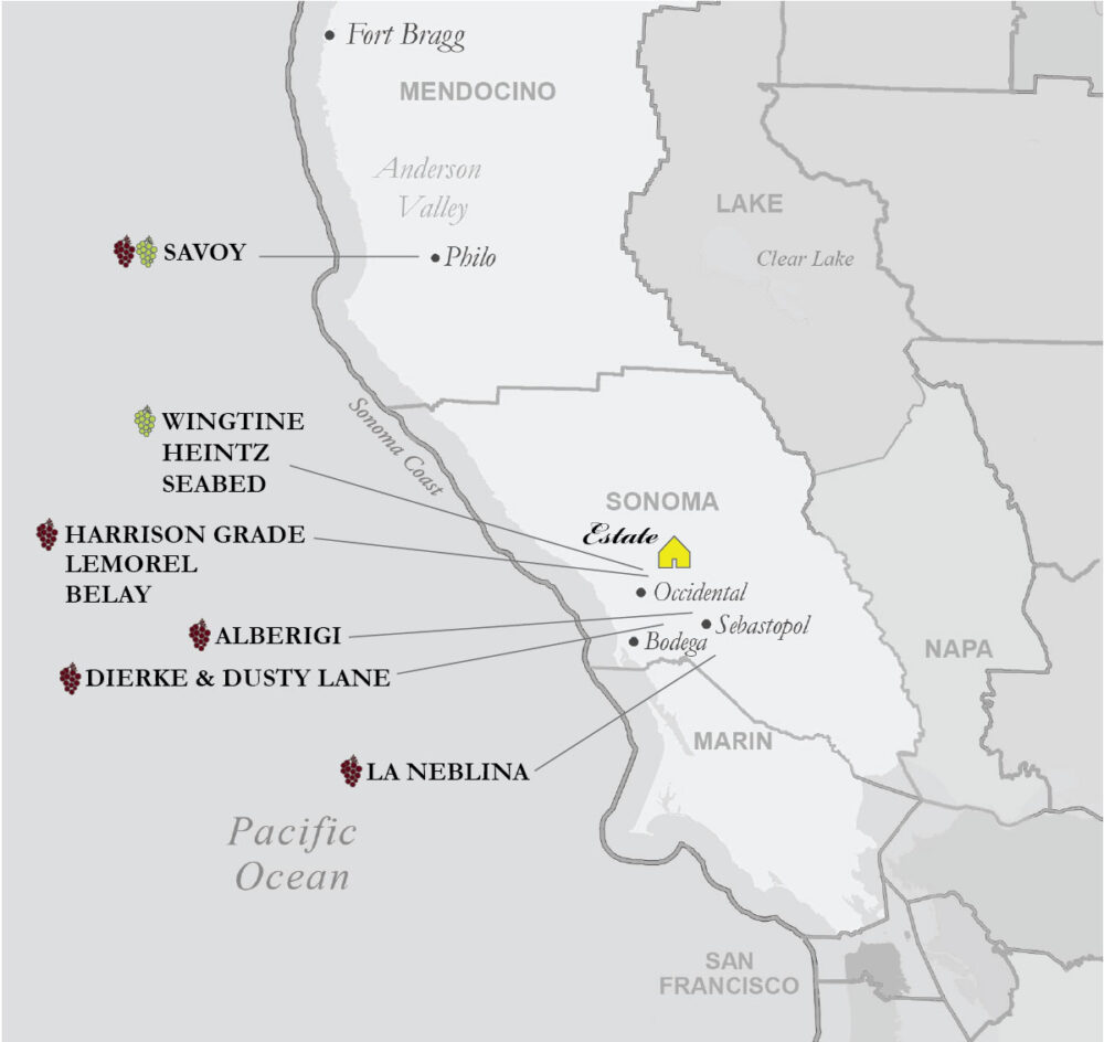 rc vineyard map