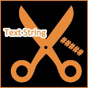 string deleter icon