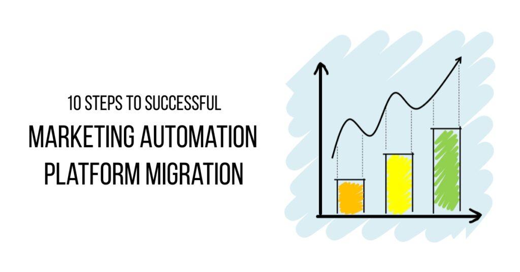 10 Steps to Successful Marketing Automation Platform Migration 1