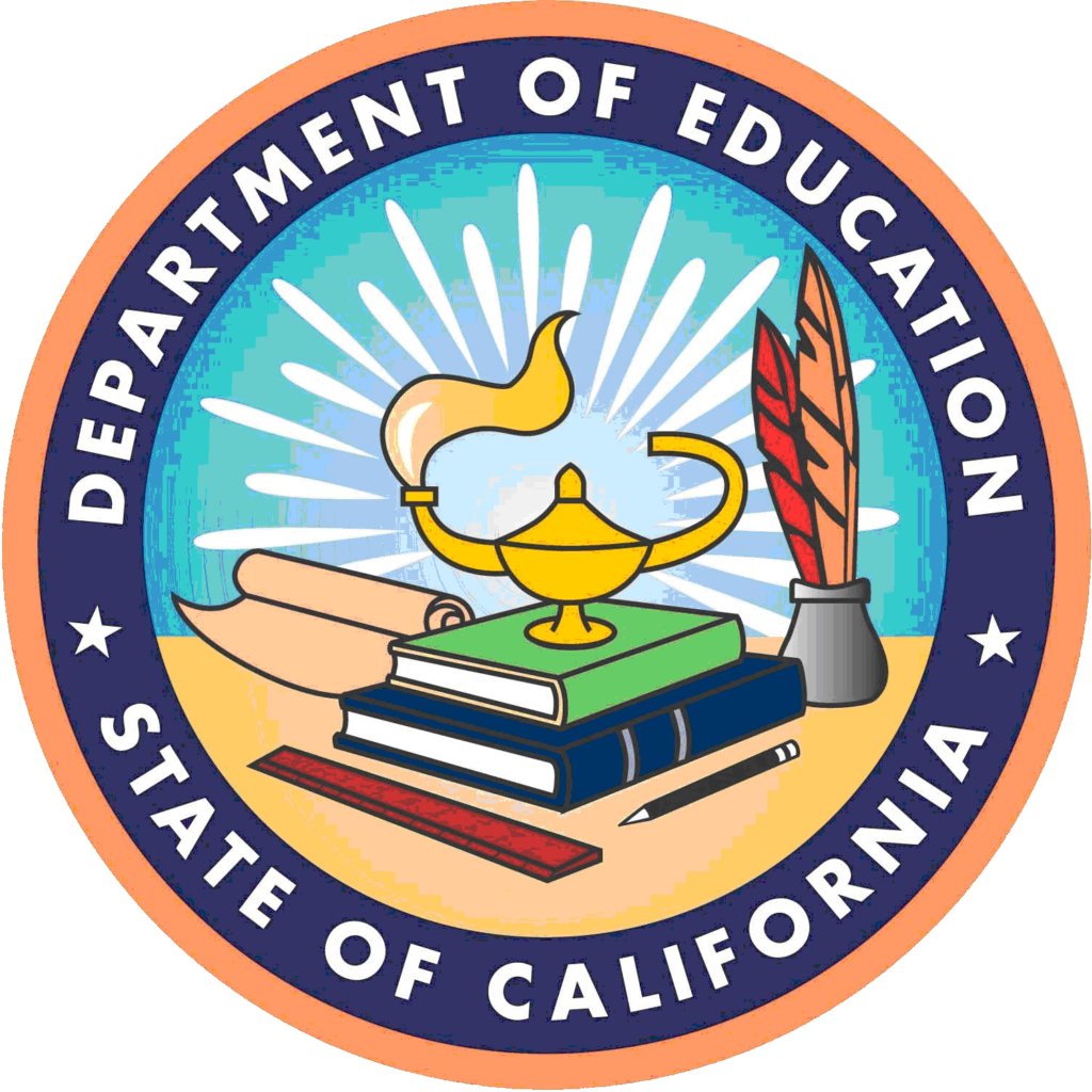 Seal of the California Department of Education