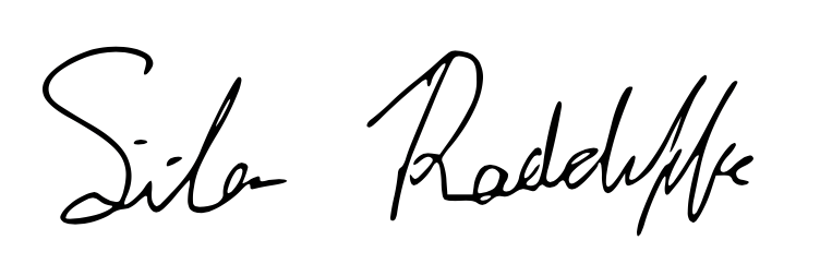 Silas Radcliffe Signature