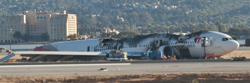 Aviation accidents attorney