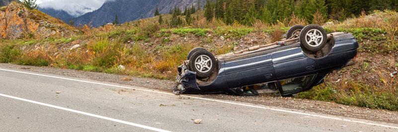 Enterprise car accident