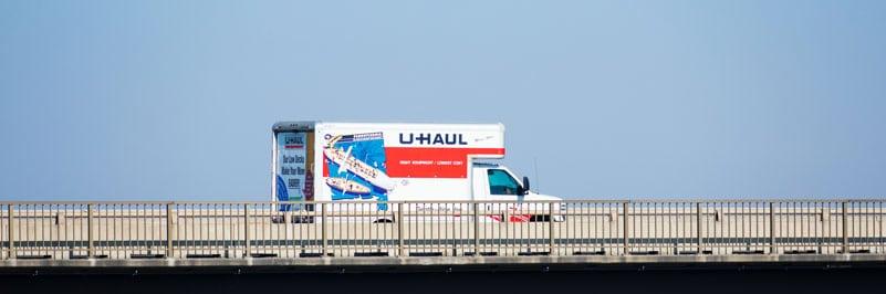 U-haul truck accident