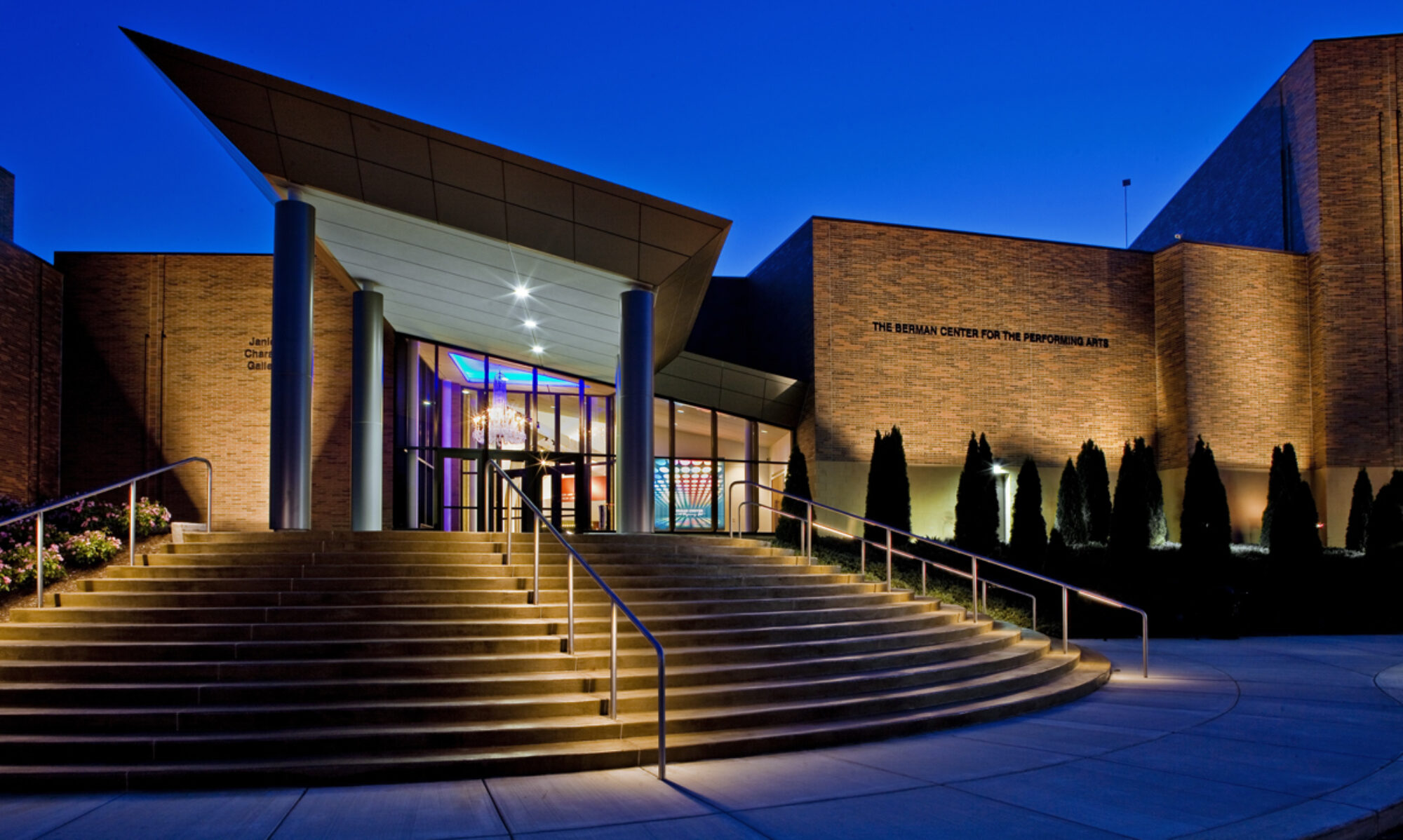 THE BERMAN Center for the Performing Arts
