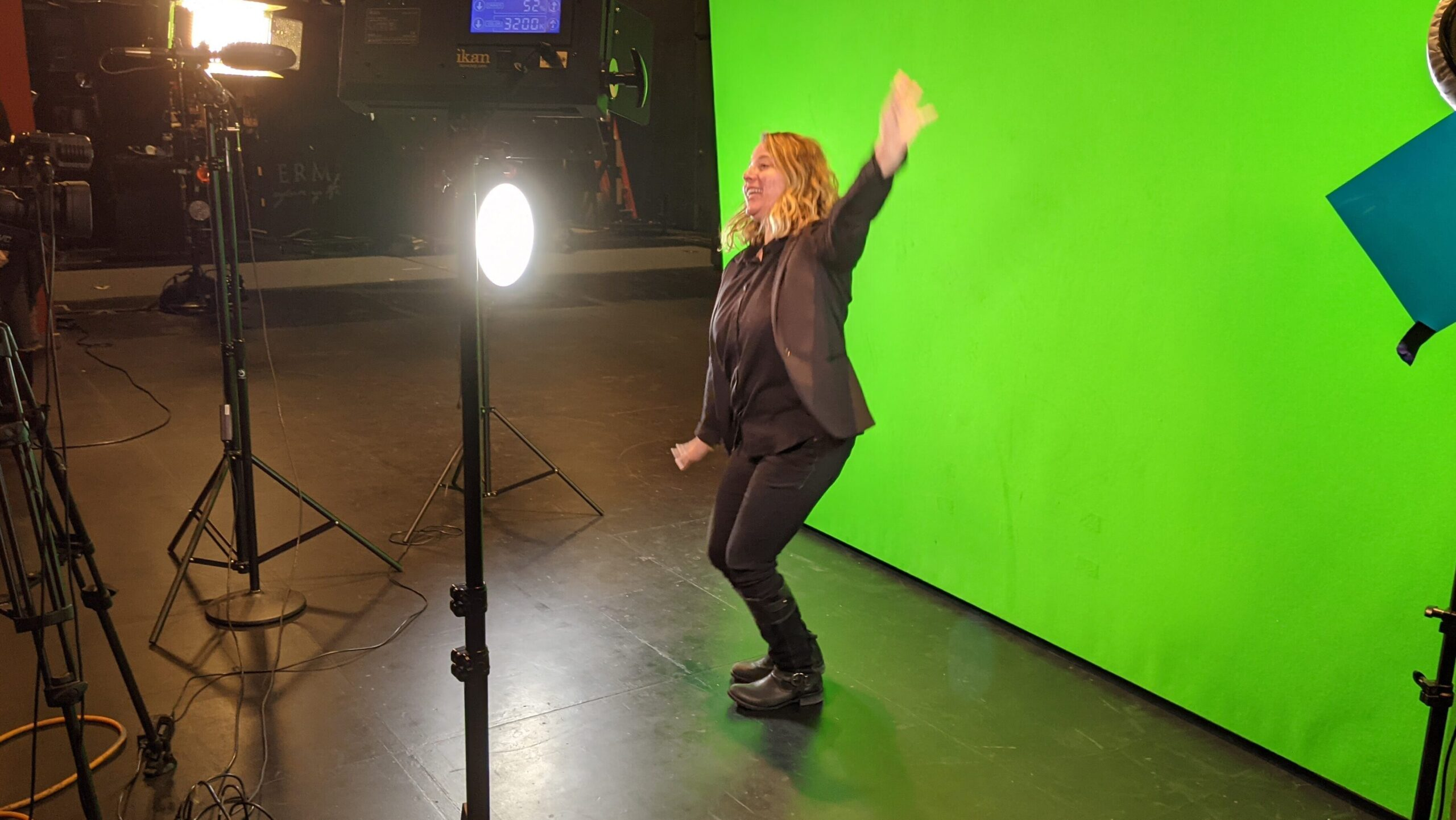 Berman On-Stage Studio