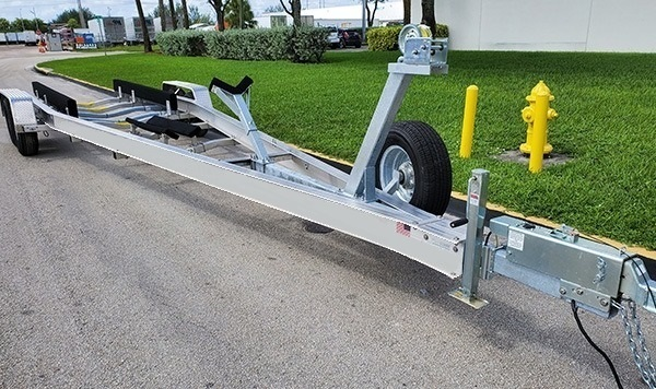 HD TANDEM AXLETRAILERS WITH BRAKES