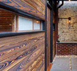 wood siding panels