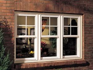 single sash window