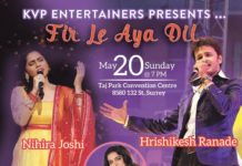 KVP Entertainers Presents FIR LE AYA DIL....