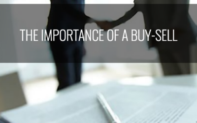Importance of a Buy-Sell Agreement
