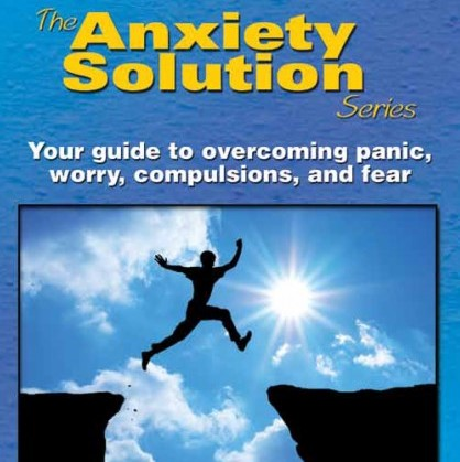 The Anxiety Solution Series Cover