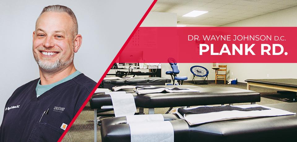 Dr. Wayne Johnson