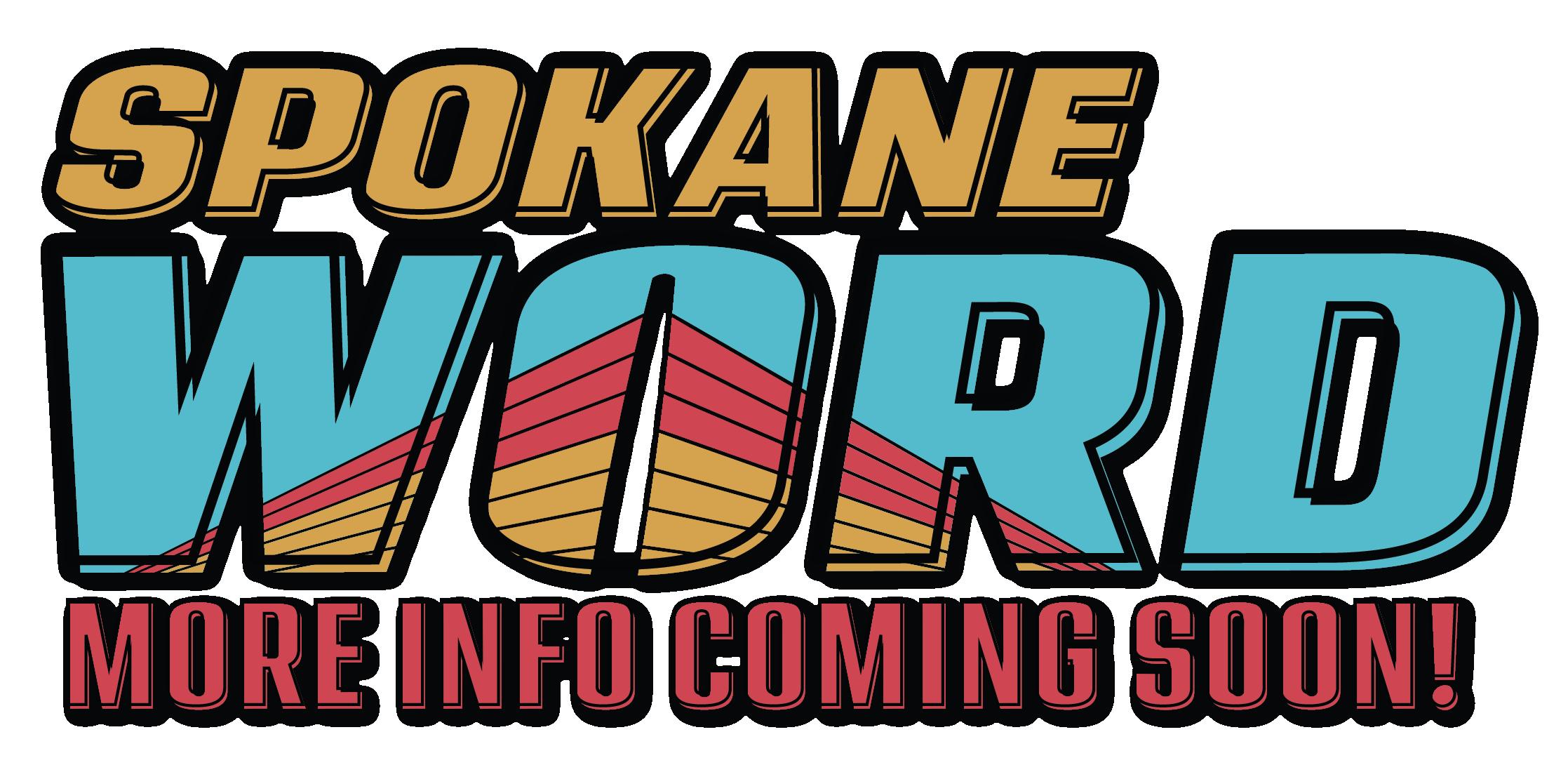 Spokane Word Logo - Coming Soon