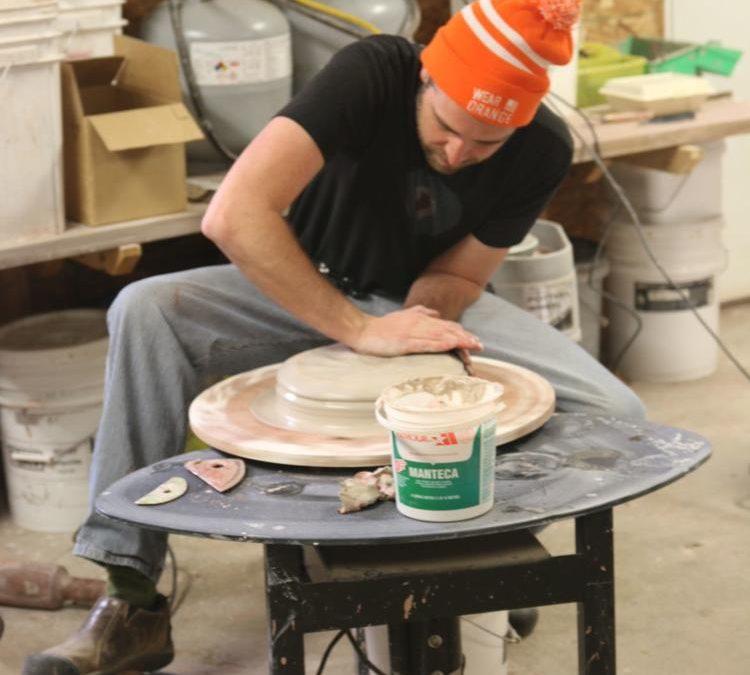 Goshen artists explore 'Tiny Gratitudes' via paint, pottery