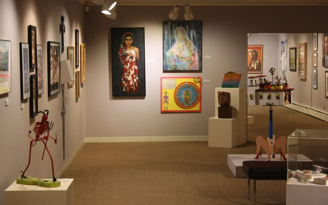 'Politics & Religion' featured at Midwest Museum