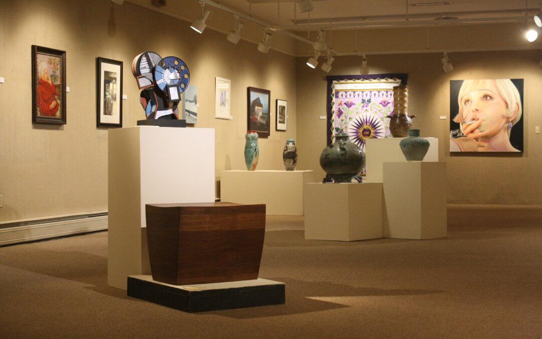 Elkhart Juried exhibit continues through Dec. 20