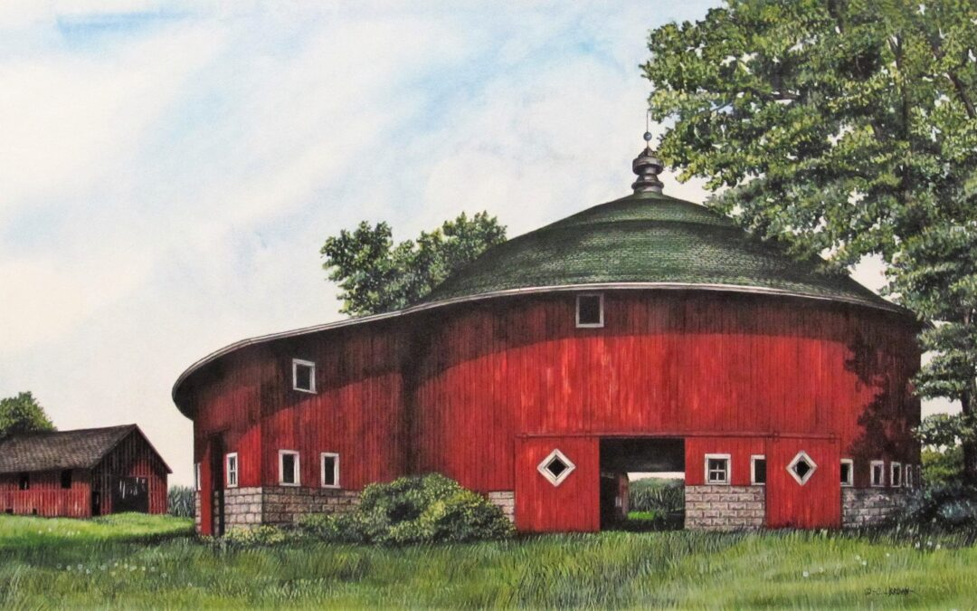 The Blue Ribbon Collection: Selected Works from the Amish Acres Arts & Crafts Festival