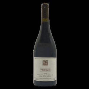 Bottle of 2018 Frencesca Wine