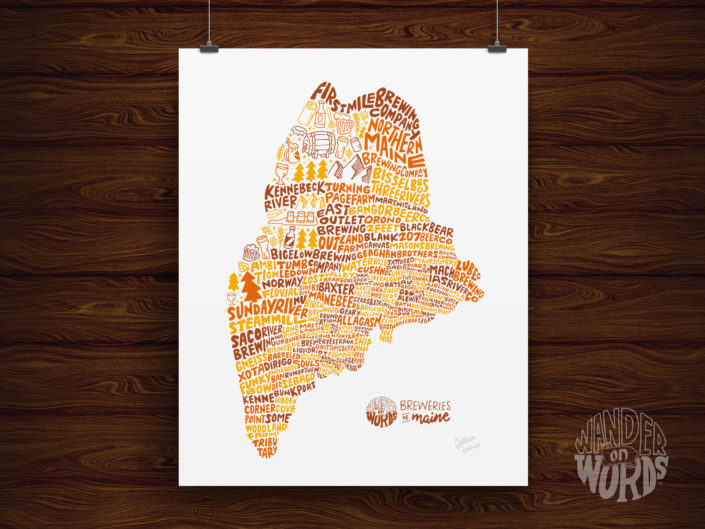 Breweries of Maine