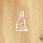 Brew New Hampshire Sticker