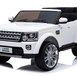 Mini Moto Land Rover Discovery 12v White (2.4ghz RC)