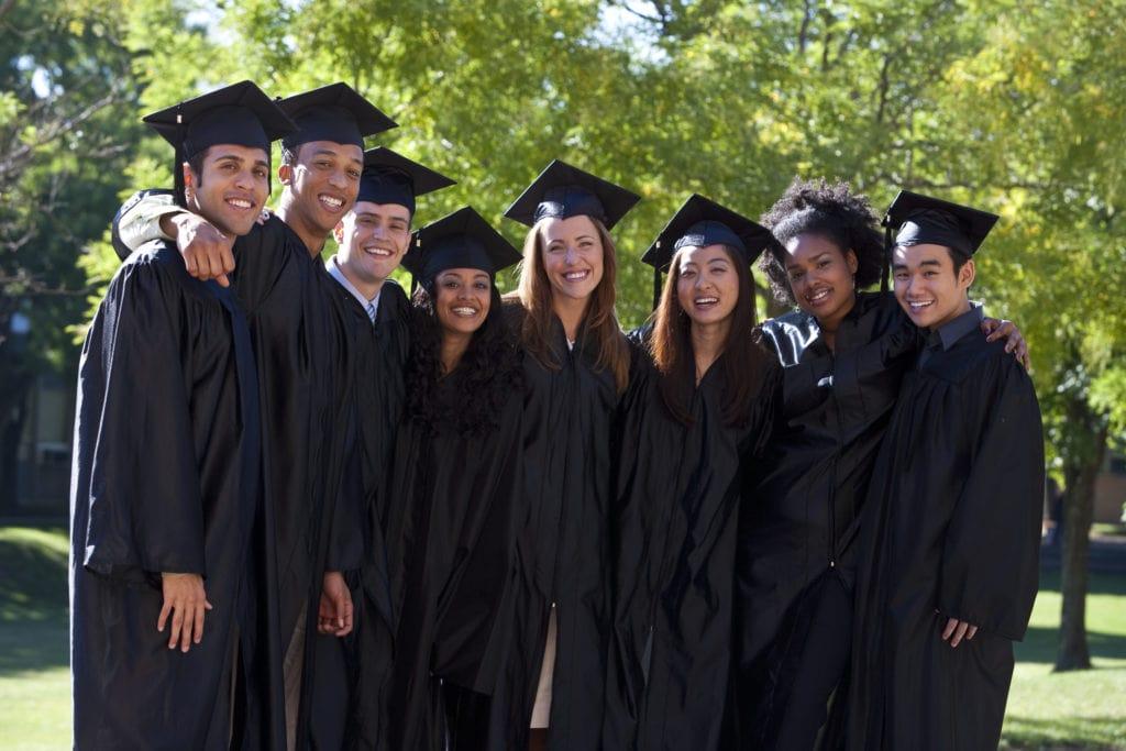 group grads