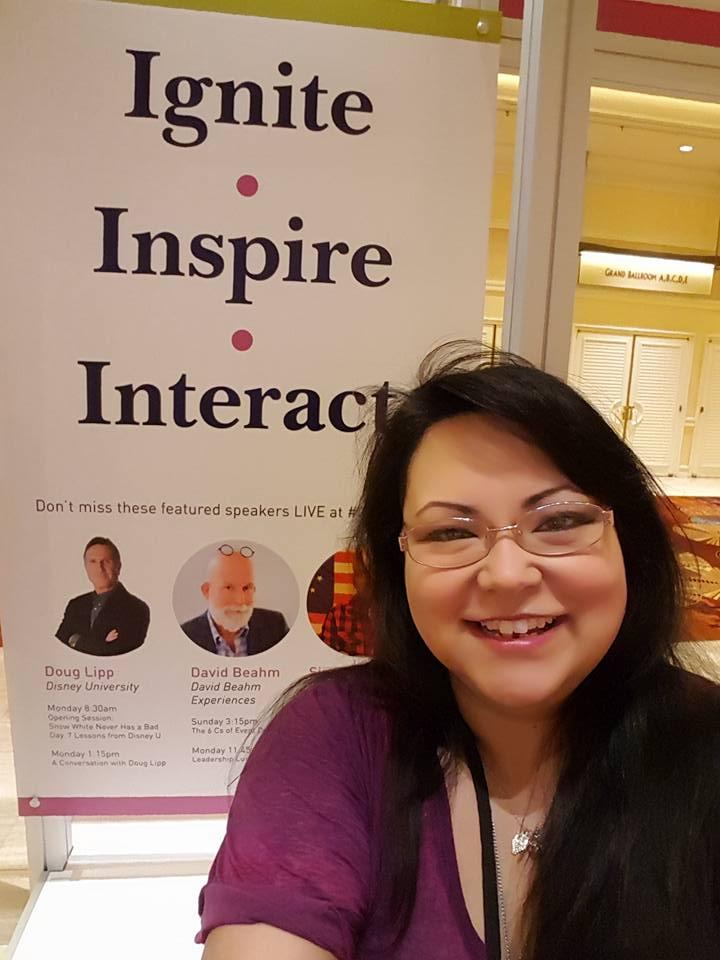 Louise Isham - Ignite, Inspire, Interact