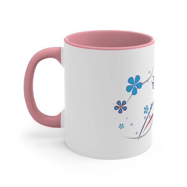 Hummingbird Love - 11oz Accent Mug