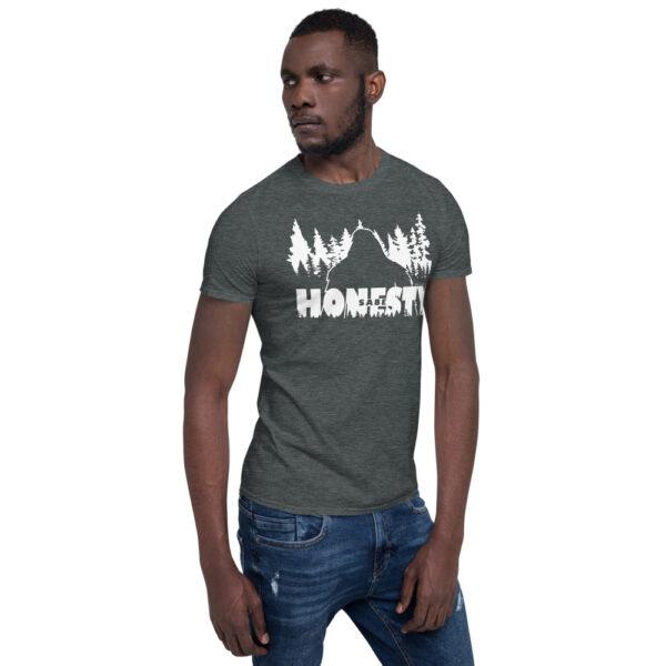 Sabe Bigfoot Honesty - Short-Sleeve Unisex T-Shirt
