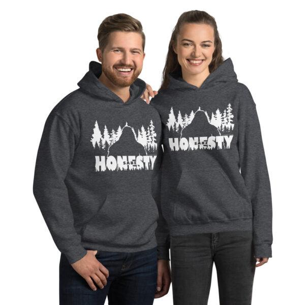 Sabe Bigfoot Honesty - Unisex Hoodie