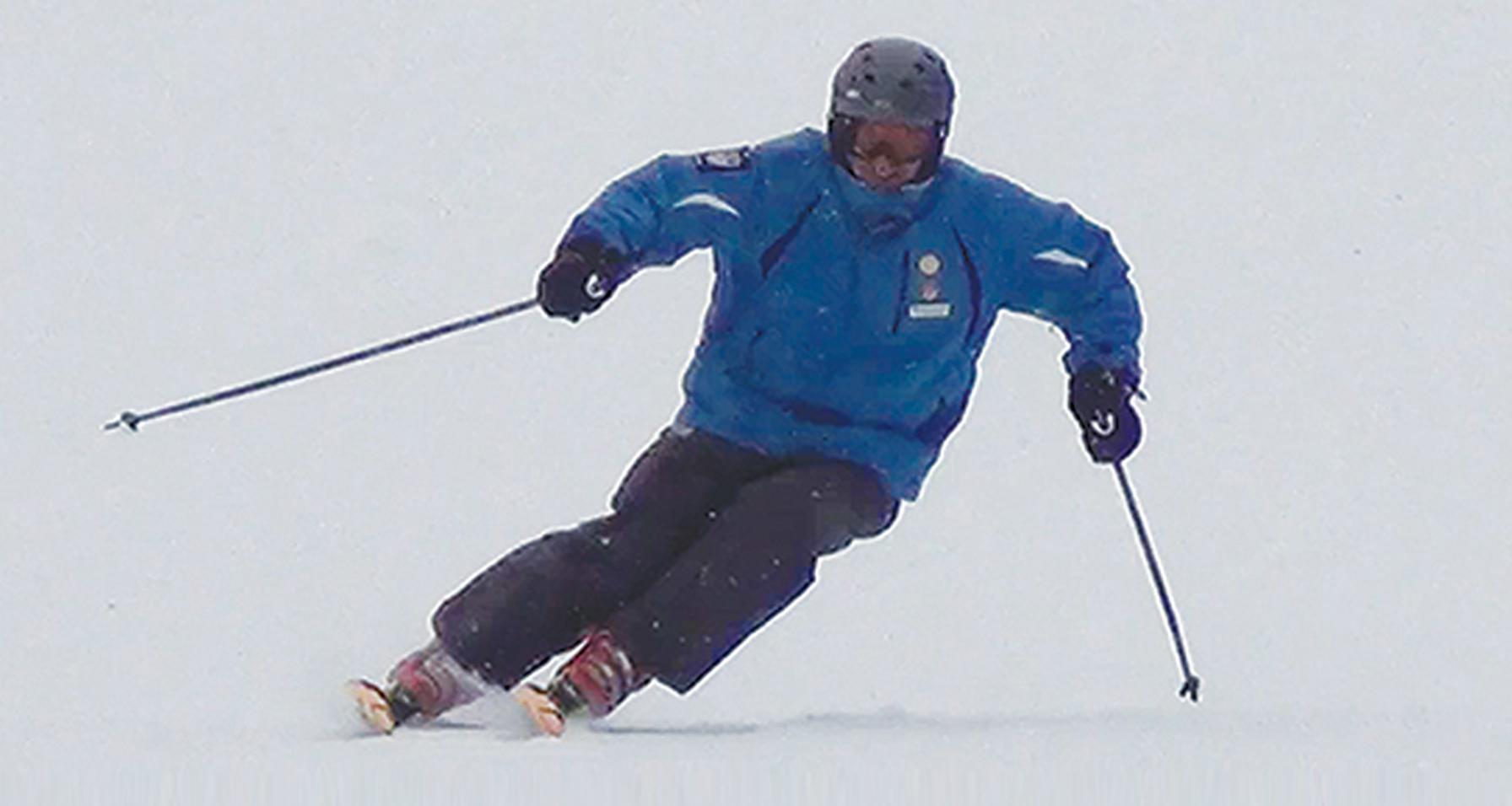 ski instruction PSIA-C