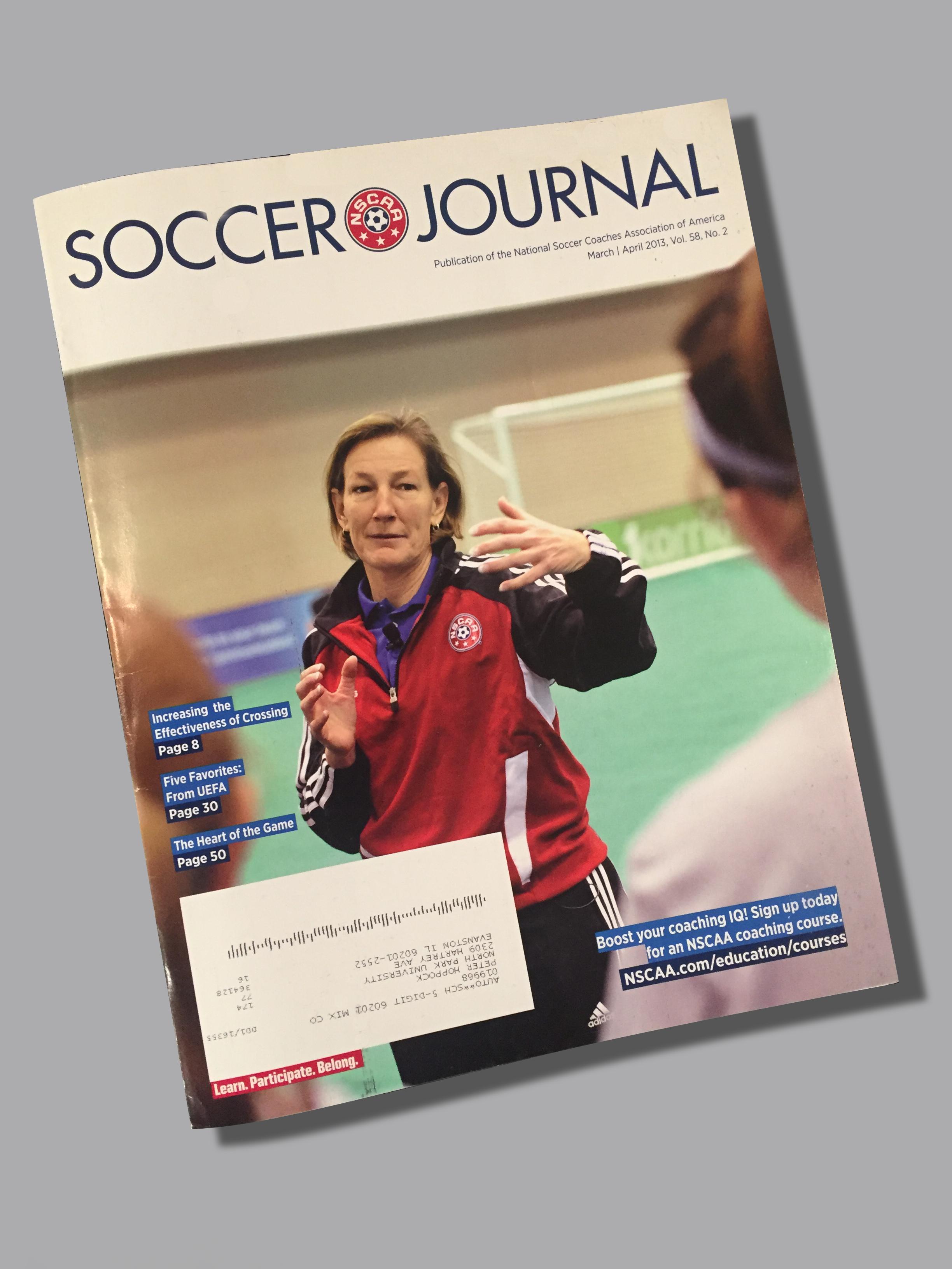 article soccer coaching