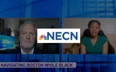 Boston While Black Founder and CEO Sheena Collier talks about the organization, why she started it and the role it plays.