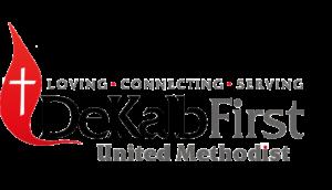 First United Methodist Church Logo