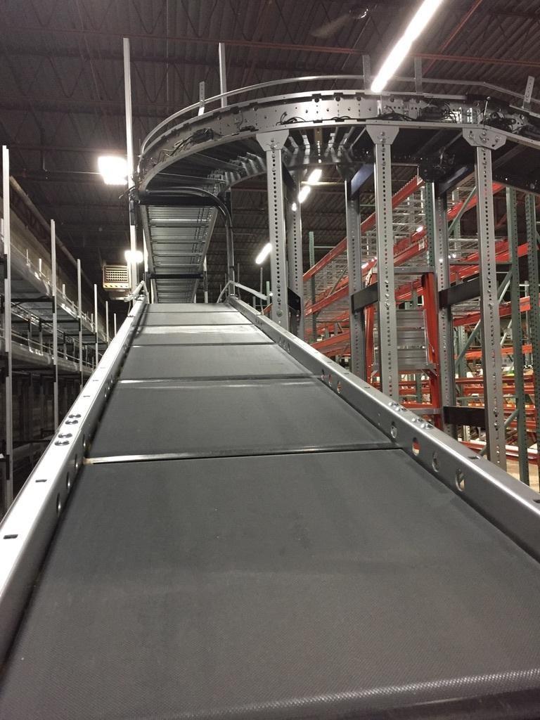 Conveyor in Wine Distribution_Hilmot